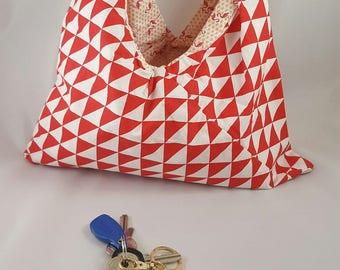reversible Bento bag