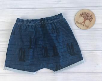 EASTER: Harem Shorts size 0000-6