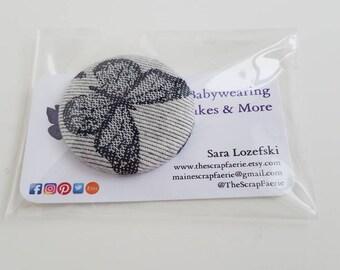 Wrap Scrap Magnet - Wrap Scrap - Babywearing - Magnet - BabyMonkey - Butterfly - Monarch