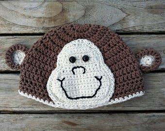 Little Monkey Hat
