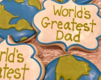 World's Greatest Dad Set (1/2 Dozen)