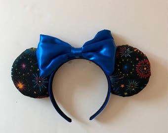 READY TO SHIP: Firework Mouse Ears