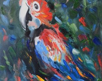 Macaw hedonist