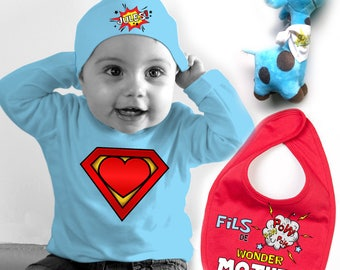 birth gift original superboy
