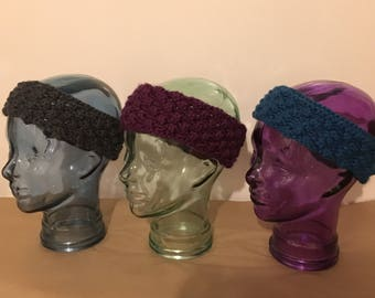 Assorted Knitted Headbands