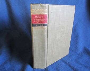 1948 ** Funk and Wagnalls New Standard Encyclopedia XXIV Tre-Was ** Funk and Wagnall  ** sj