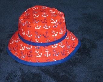 Bucket hat/Anchors