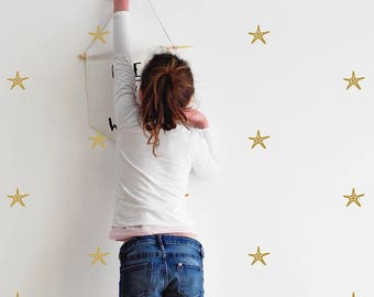 Beach wall stickers - Starfish - Wall stickers - Nautical