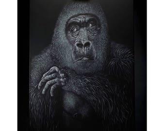 Philip Original Painting