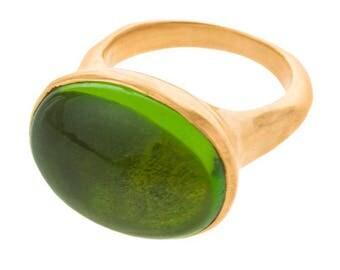 Oreana Ring Peridot (R15: 17)