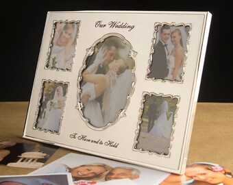 """Beautiful """"our Wedding"""" Photo Collage"""