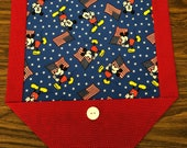 Mickey Mouse Patriotic Table Runner