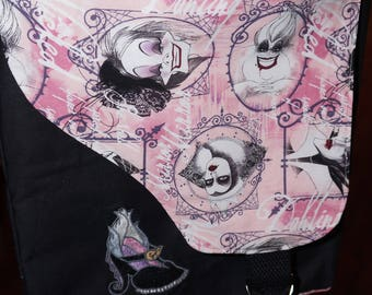 Disney Villains Messenger Bag