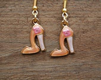 Earrings original shoes