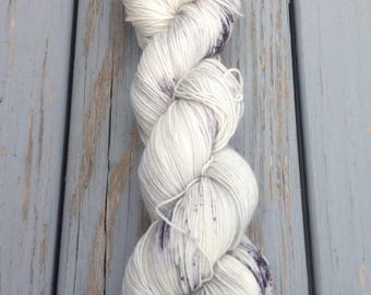 Where the Sidewalk Ends - Hand dyed yarn