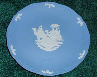 Wedgwood 1992 Holiday Plate