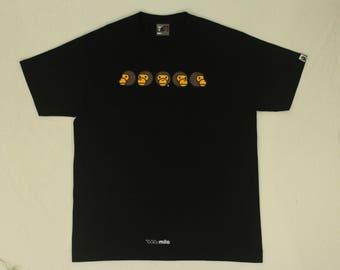 A Bathing Ape T Shirt Baby Milo T Shirt BAPE T Shirt