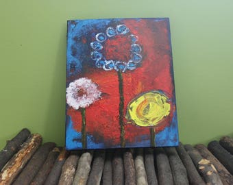 SALE Les Fleurs