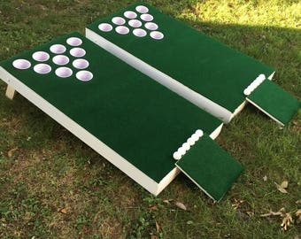 Beer pong Golfhole Cornhole Chipping Golf Boards Lawn Game