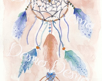 Dreamcatcher Attrape reves Jeans