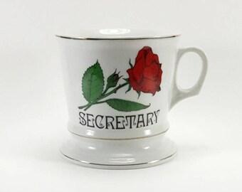 Secretary Theme Coffee Mug