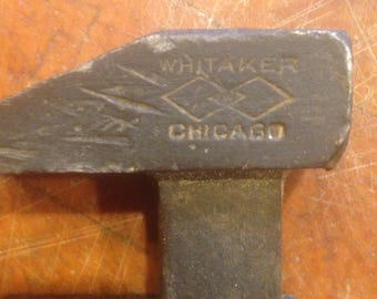 "Whitaker 8"" adjustable wrench"