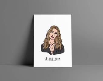 The boy • series treasure national • Celine Dion