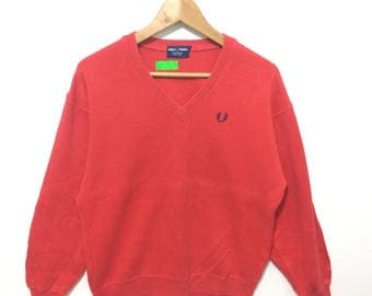 Fred Perry Jumper Made in Japan