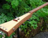 Electric Mini Deep-dish Strumbolina Stick Dulcimer