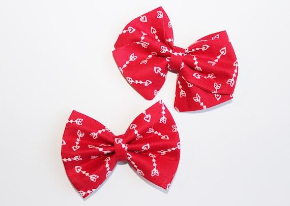 Red Arrow Bow