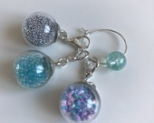 Sparkly Bauble progress keepers (set of 3)