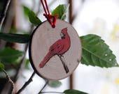 Cardinal Christmas Orname...
