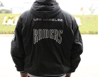 RAIDERS - Nylon padded jacket