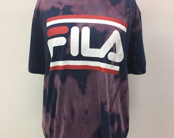 Fila Distressed Tee