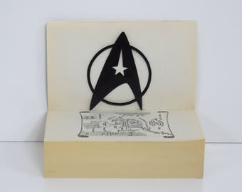 Star Trek Starfleet Insignia Bookmark