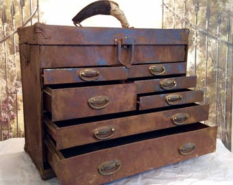 1925 Kennedy Machinist Tool Chest