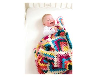 Crochet baby blanket, Custom made, Different sizes, Soft acrylic, Baby yarn, Toddler blanket, Baby blanket, Car seat blanket, New baby