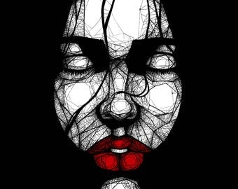Drown - Art PRINT / Poster