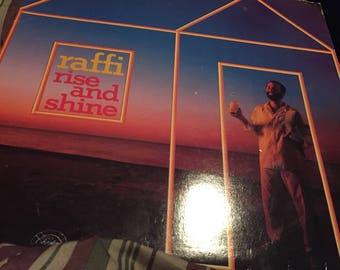 Raffi Rise and Shine lp
