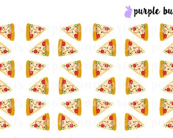 Pizza Icons // Planner Stickers!