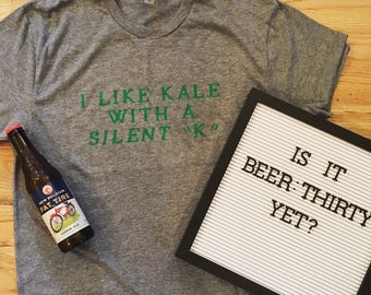 Kale vs Ale Shirt
