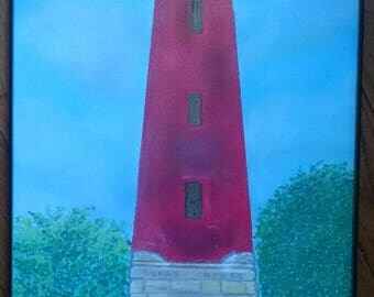 Denny Chimes Painting