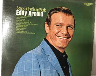 Eddy Arnold Songs Of The Young World Album