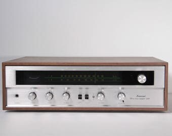 Sansui 210 stereo tuner amplifier