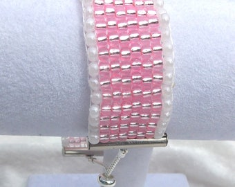 weaved  bracelet, ajustable.