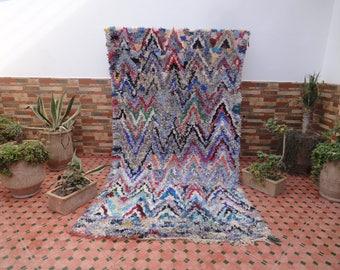boucherouite vintage moroccan berber rugs