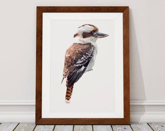 Kookaburra Digital Download, Kookaburra Digital Print, Kookaburra, Digital Download, Digital Print