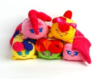 Pony Plush Handmade Custom My Little Pony
