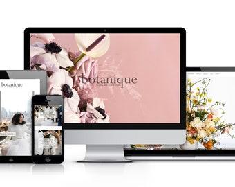 Professional WIX Website design / Website design / Custom Website Design on WIX  / WIX template / Website custom Wix / Wix WebDesign
