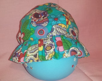 girls soft sun hat